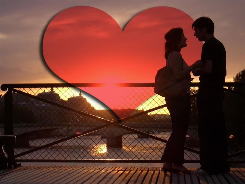 Kalb kalble olunca bu kadar b�y�kt�r sevgisi....
